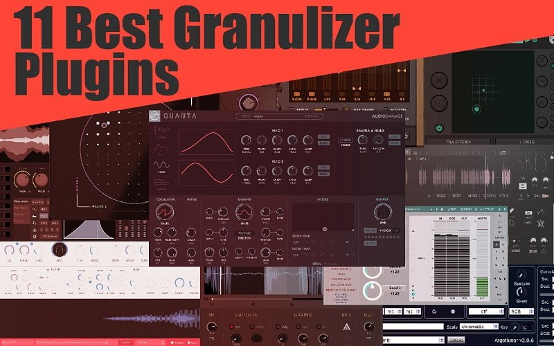 11 Best Granulizer Plugins 2020 | Integraudio.com