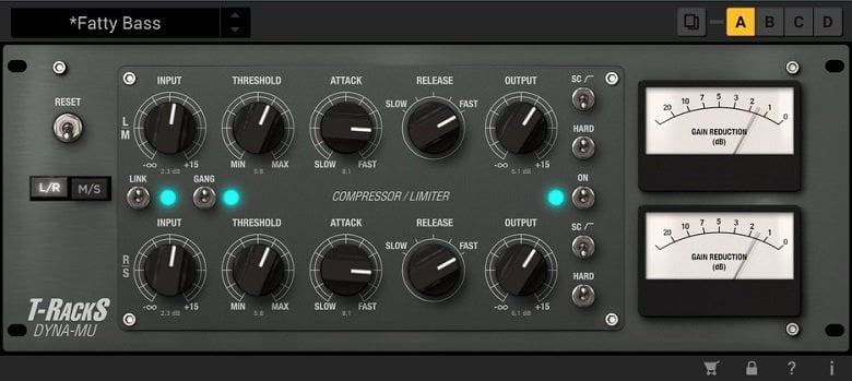 IK Multimedia Dyna-Mu Review - 7 Best Vari-Mu Compressor Plugins of 2020 | Integraudio.com