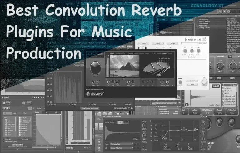 10 Best Convolution Reverb Plugins | Integraudio.com