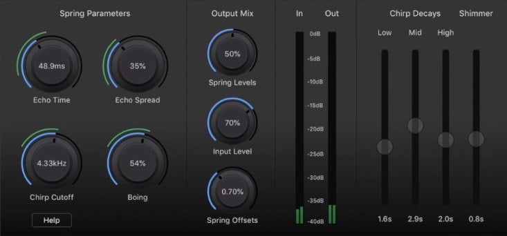 Physical Audio PA4 Review - Top 6 Spring Reverb VST Plugins of 2021 | Integraudio.com