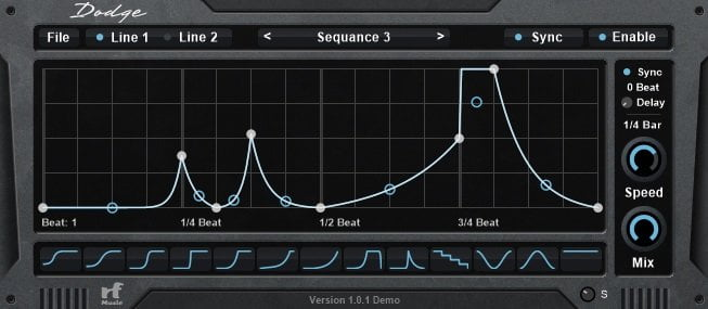 rf music Dodge Review - 7 Best Sidechain Plugins | Integraudio.com