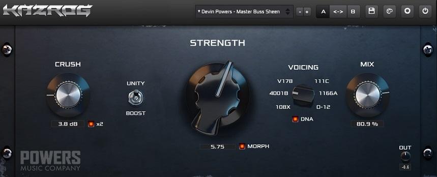 Kazrog True Iron Review - The 7 Best Vari-Mu Compressor Plugins | Integraudio.com
