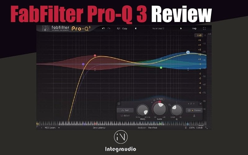 FabFilter Pro-Q 3 Review (Features, Highlights, Pros & Downsides)