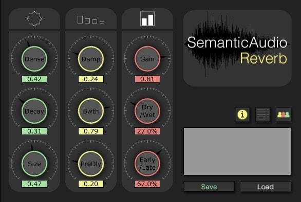 Safe Reverb by Semantic Audio - The 10 Best FREE Reverb VST Plugins 2021 | Integraudio.com