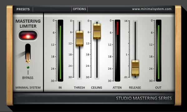 MSG Mastering Limiter Review - The 10 Best Cheap Limiter Plugins 2021 (And 4 FREE Plugins) VST, VST3, RTAS, AU,AAX | Integraudio.com