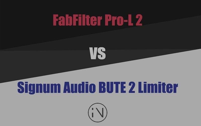 Plugin Comparison Review: FabFilter Pro-L 2 Vs. BUTE Limiter 2 Stereo | Integraudio.com