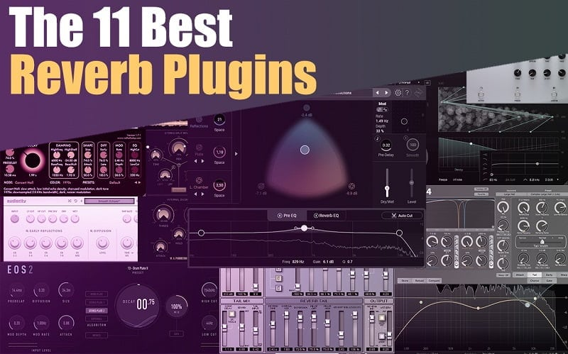 The 11 Best Reverb Plugins 2021 (With 10 Best FREE Plugins) | Integraudio.com