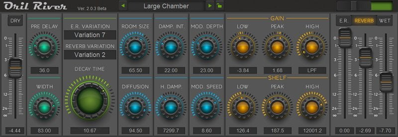 Denis Tihanov Oril River - The 10 Best FREE Reverb VST Plugins 2021 | Integraudio.com