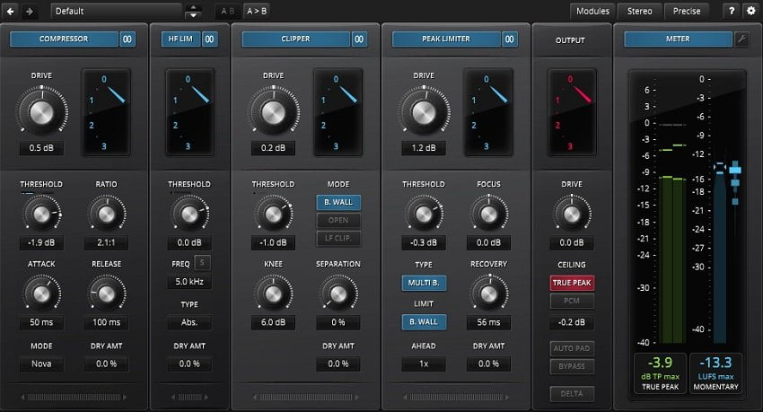 TDR Limiter 6 GE Review - The 10 Best Cheap Limiter Plugins 2021 (And 4 FREE Plugins) VST, VST3, RTAS, AU,AAX | Integraudio.com