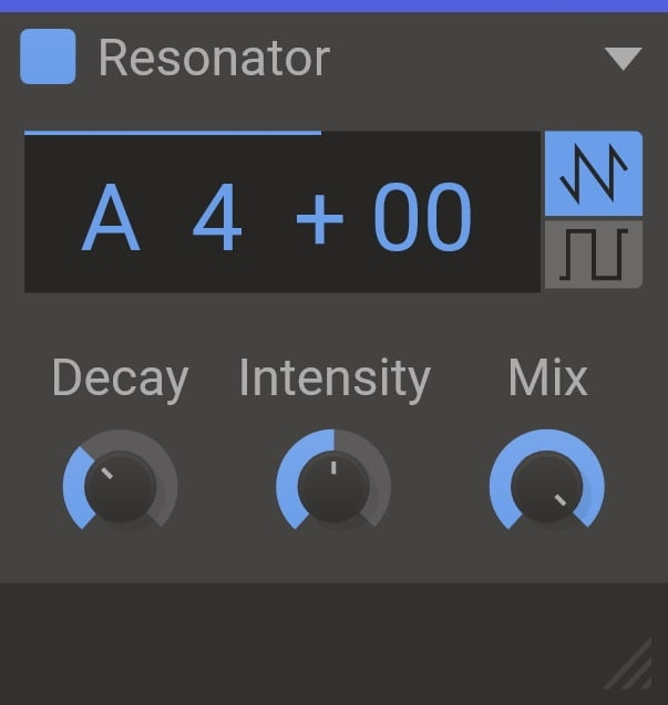 Kilohearts Resonator - The 4 Best Comb Filter & Resonator Plugins 2021 | Integraudio.com