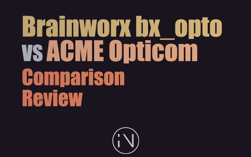 bx Opto vs ACME Audio Opticom XLA-3 - Comparison Plugin Review | Integraudio.com