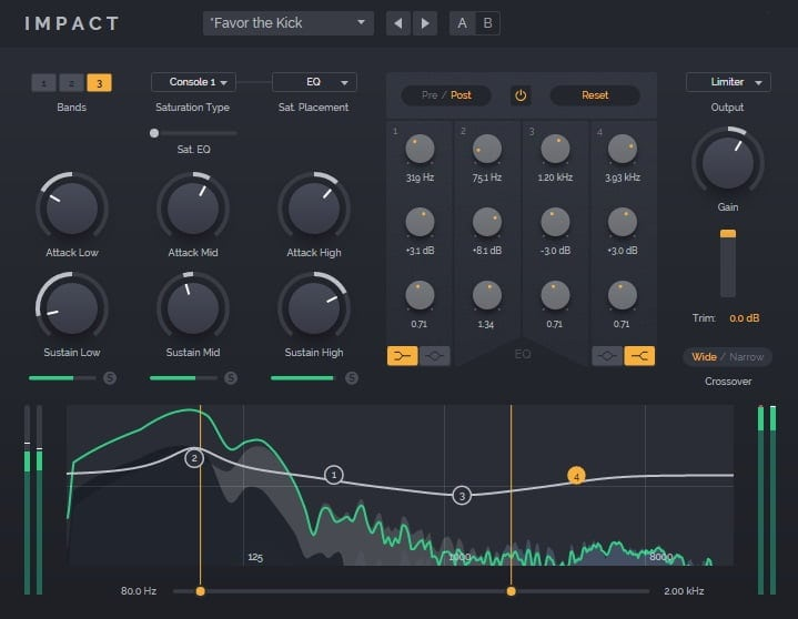 surreal machines Impact Review - The 10 Best Transient Shaper Plugins & Best FREE Plugins | Integraudio.com