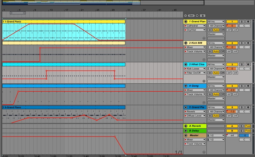 Ableton Automations - Is Ableton Difficult To Learn? | Integraudio.com