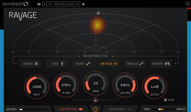 Soundspot Ravage Review - 11 Best Distortion Plugins 2021 & 4 Free Plugins | Integraudio.com