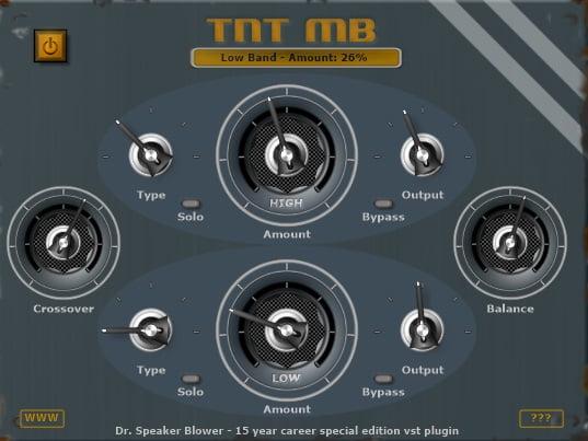 Ourafilmes TNT - 11 Best Distortion Plugins 2021 & 4 Free Plugins | Integraudio.com