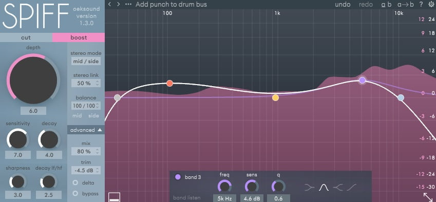 oaksound spiff Review - The 10 Best Transient Shaper Plugins & Best FREE Plugins | Integraudio.com