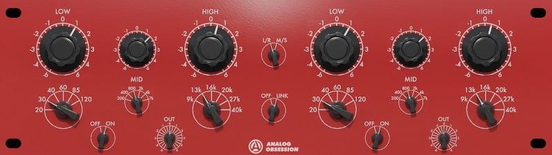 Analog Obsession MASBAX - The 7 Best EQ Plugins For Mastering In 2021 | Integraudio.com