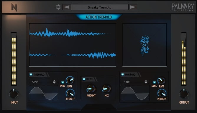 NoiseAsh Action Tremolo (Tremolo FX) - 30 Best Free Plugins For Complete Music Production 2021 | Integraudio.com