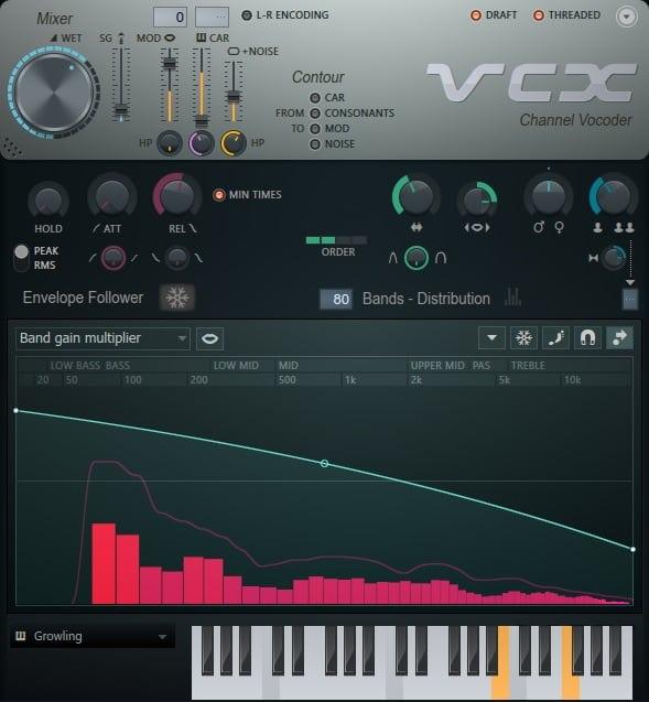 Image-Line Vocoder Review - 11 Best Vocoder & Vocal Processing Plugins 2021 (VST, AU, AAX)