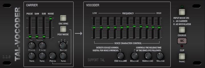 Tal-Software TAL-Vocoder Review - Best Free Vocoder & Vocal Processing Plugins