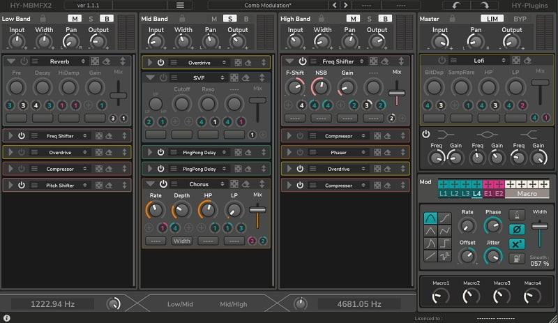 HY-Plugins HY-MBMFX2 Review - The 10 Best Multi-Effect Plugins (VST, AU, AAX)