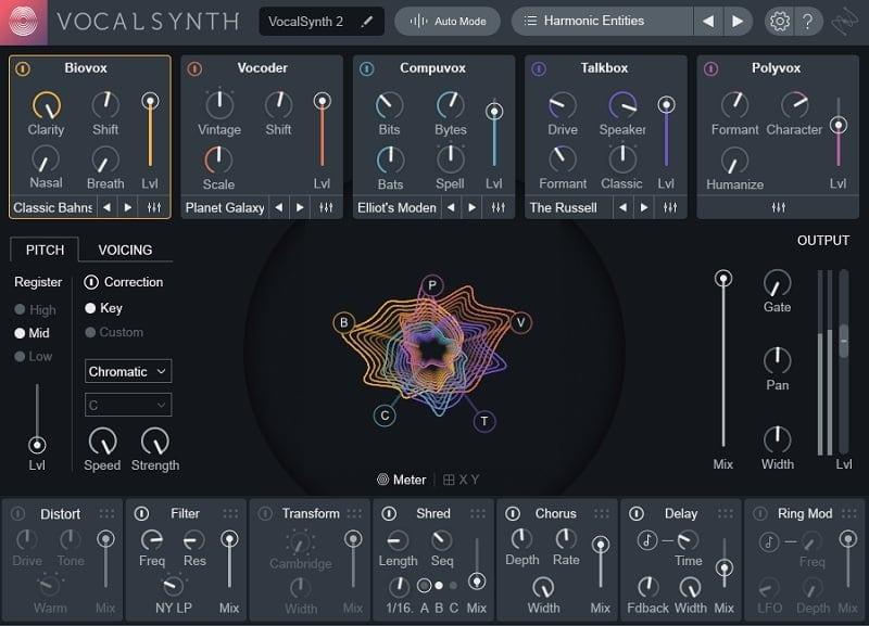 iZotope VocalSynth 2 Review - 11 Best Vocoder & Vocal Processing Plugins 2021 (VST, AU, AAX)