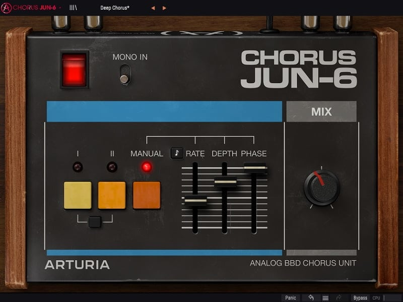Arturia Chorus JUN-6 Review - Top 6 Chorus Plugins 2021 For Musicians (VST, AU, AAX)