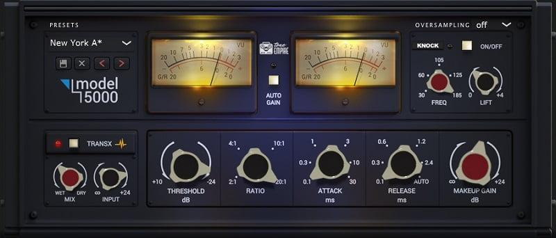 Tone Empire Model 5000 Review - The 7 Best VCA Compressor Plugins 2021 (VST, AU, AAX)