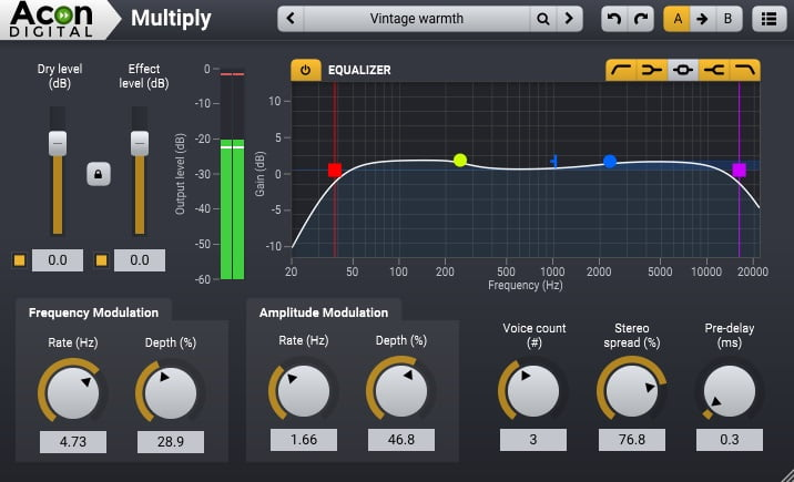 Acon Digital Multiply Review - The Best Free Chorus Plugins 2021
