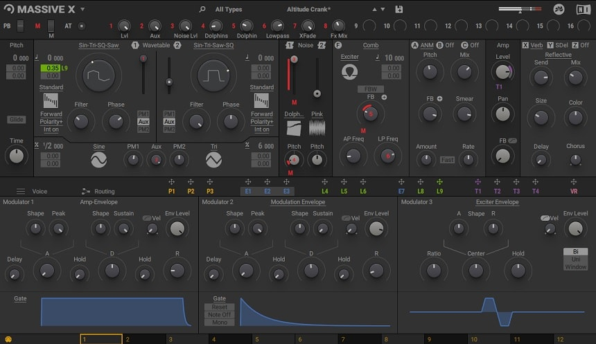 NI Massive X Review - Top 13 VST Synth & Instrument Plugins (And 5 Best FREE Synth Plugins) | Integraudio.com