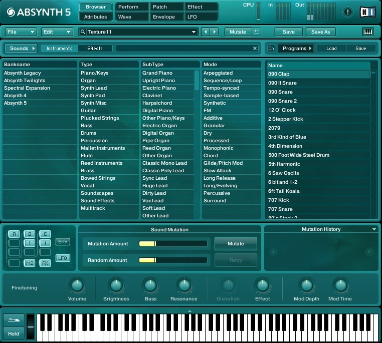 NI Absynth 5 Review - The 13 Best Synth & Instrument Plugins (And 5 Best FREE Synth Plugins) | Integraudio.com