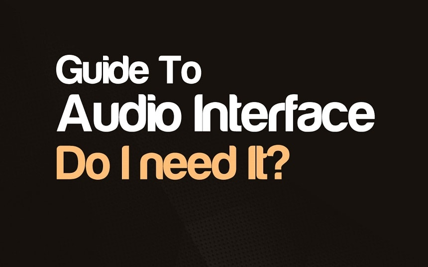 What Is An Audio Interface? Do I Need One? | Integraudio.com