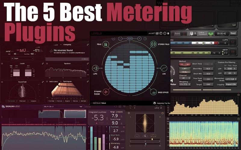 Top 5 Audio Metering Plugins 2021 (LUFS, RMS, LRA, True Peak) | integraudio.com