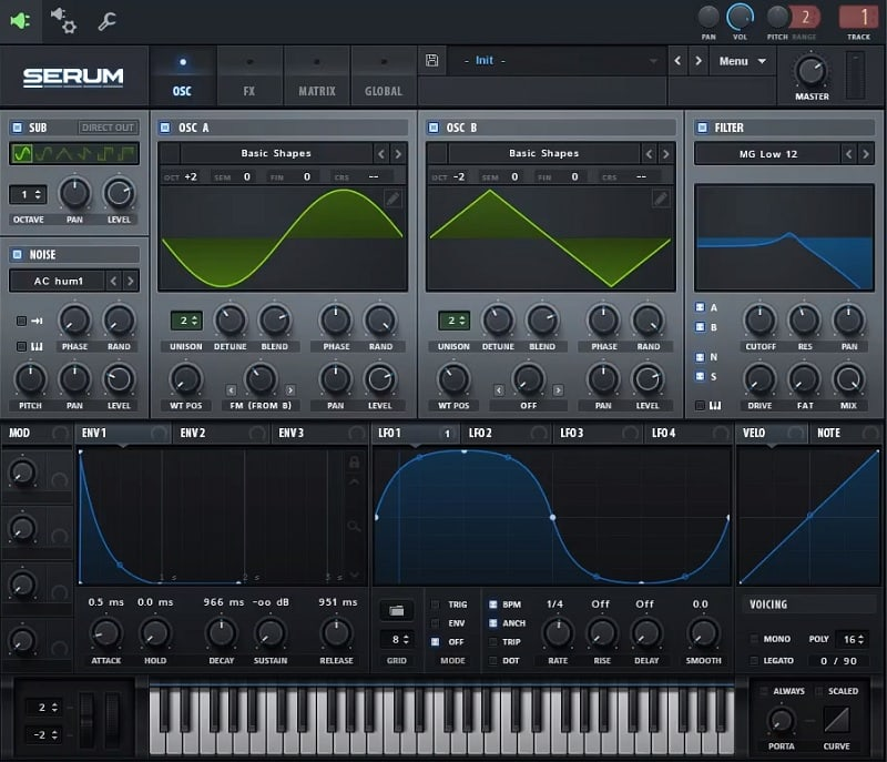 Xfer Records Serum Review - The 13 Best Synth & Instrument Plugins (And 5 Best FREE Synth Plugins) | Integraudio.com