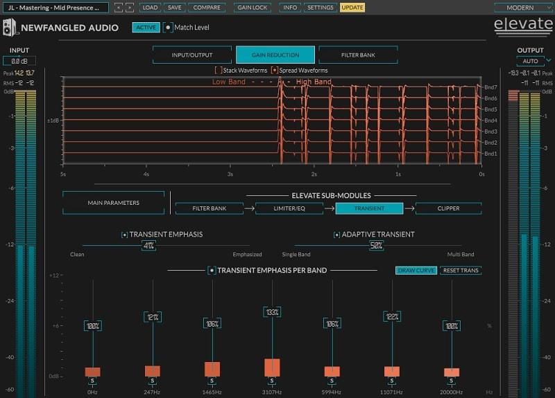 Newfangled Audio Elevate - Top 6 Limiter Plugins   Integraudio.com