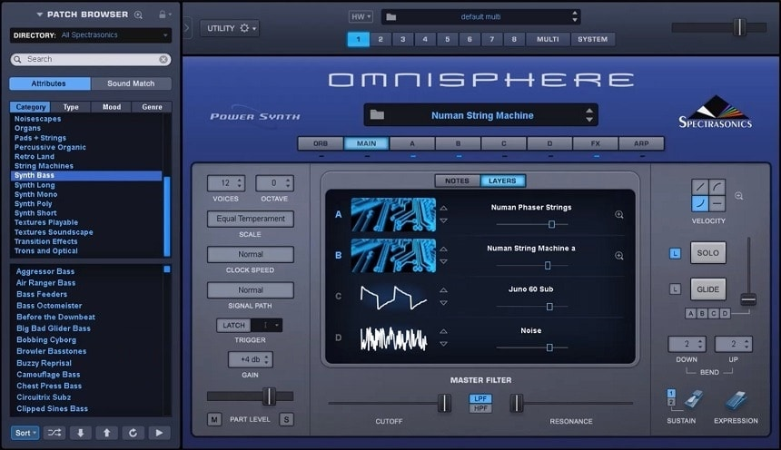 Spectrasonics Omnisphere 2.6 Review - The 13 Best Synth & Instrument Plugins (And 5 Best FREE Synth Plugins) | Integraudio.com