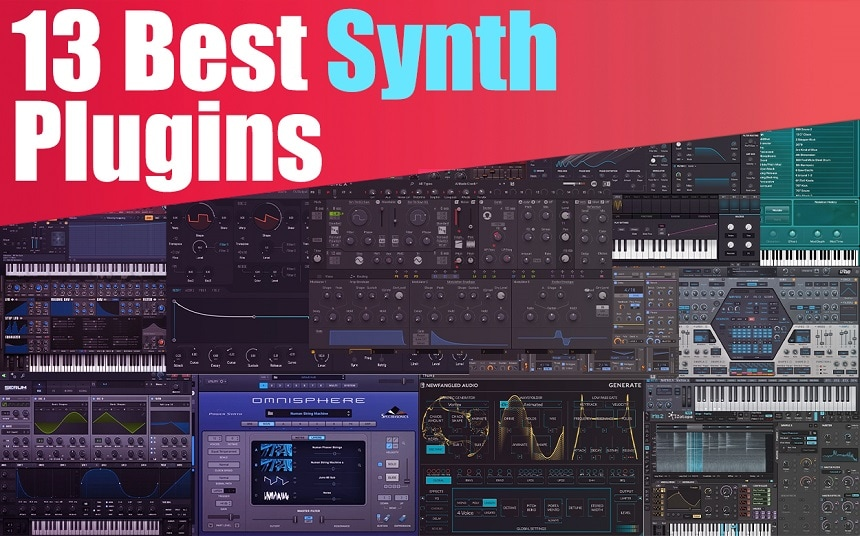The 13 Best Synth & Instrument Plugins (And 5 Best FREE Synths) | Integraudio.com