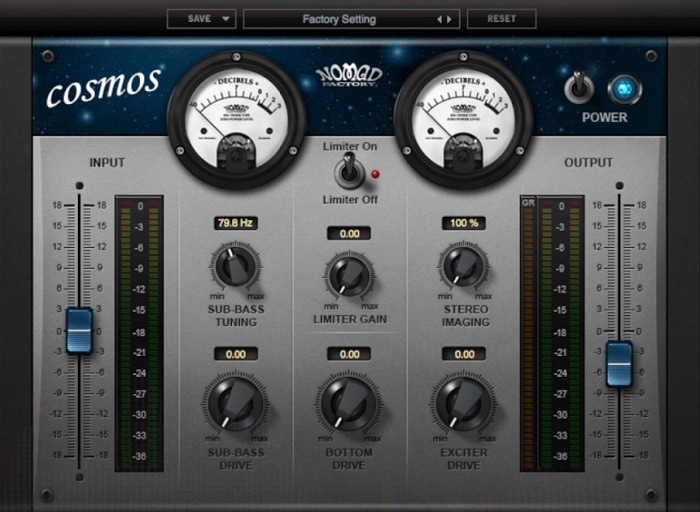 Nomad Factory COSMOS (Bonus) Review - Top 7 Exciter Plugins & 3 Best Free Exciters (For Mixing & Mastering)   Integraudio.com