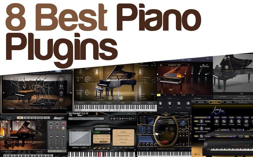 Top 8 Piano Plugins (And 5 Best FREE Pianos) | Integraudio.com