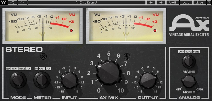 Waves Aphex Aural Exciter Review - Top 7 Exciter Plugins & 3 Best Free Exciters (For Mixing & Mastering)   Integraudio.com