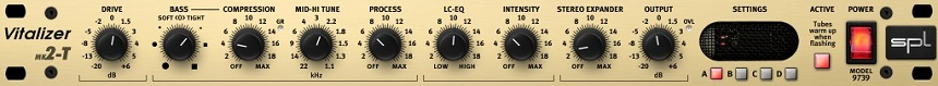 SPL Vitalizer MK2-T Review - Top 7 Exciter Plugins & 3 Best Free Exciters (For Mixing & Mastering)   Integraudio.com
