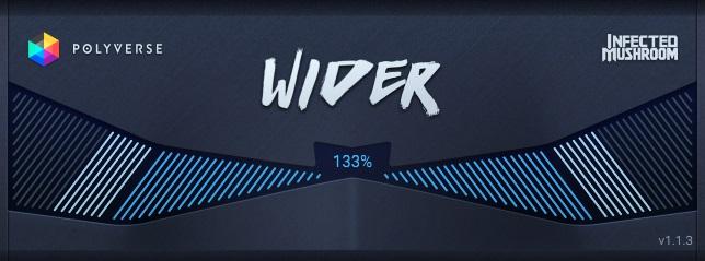 Polyverse Wider - Top 6 Free Stereo Widening Plugins | Integraudio.com