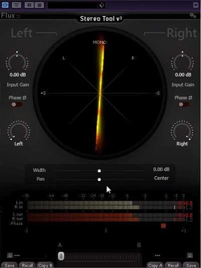 flux Stereo Tool v3 Review - Top 6 Free Stereo Widening Plugins | Integraudio.com