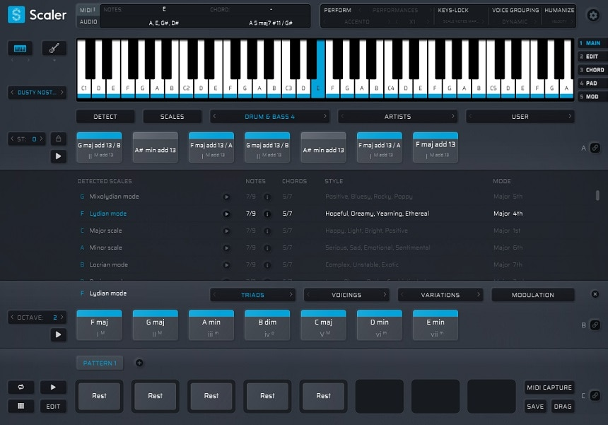 Plugin Boutique Scaler 2 Review - The 6 Best Chord Generator VST Plugins | Integraudio.com