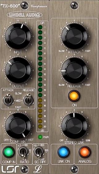Lindell Audio 7X-500 Review - Top 10 Best FET Compressor Plugins   integraudio.com