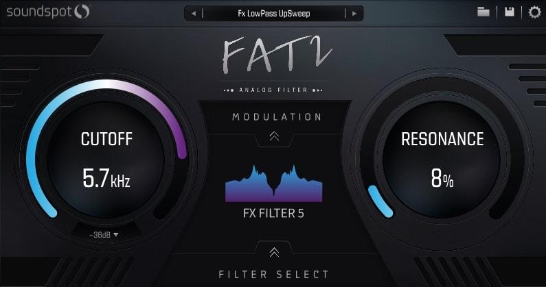 SoundSpot FAT2 Review - 8 Best Filter Plugins (And 5 Best FREE Filter plugins) | Integraudio.com