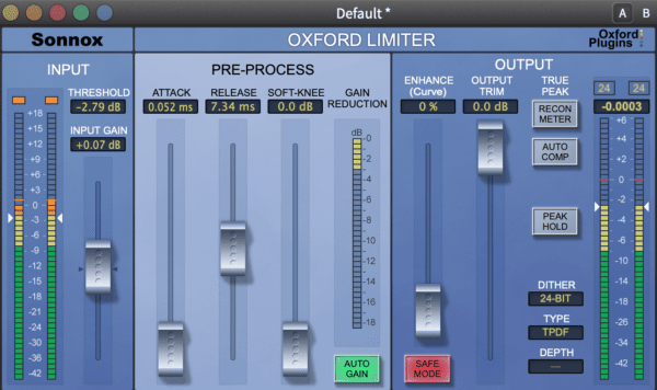 Oxford Limiter v3 - Complete Guide To Limiters | Integraudio.com