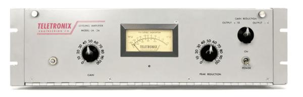 Teletronix LA-2A Optical Compressor/Limiter
