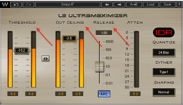 Waves L2 Limiter - Complete Guide To Limiters | Integraudio.com