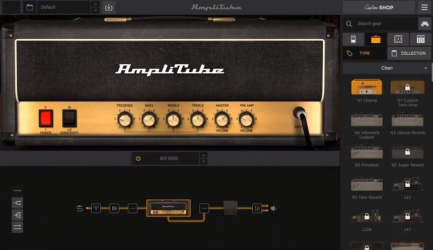 IK Multimedia AmpliTube 5 Review - Top 10 Bass Amp Plugins (And 6 Best FREE Plugins)   Integraudio.com